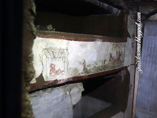 guia de roma catacumbas jonas portugues - A Via Appia Antiga