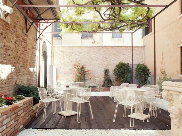 hotel con encanto en venecia