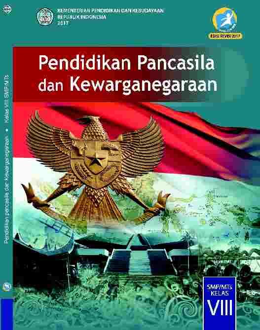 Buku PPKN Kelas 8 Kurikulum 2013 - Buku Siswa