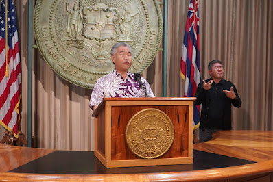 Ige may veto 28 bills, Green pushes for COVID travel clarity, Russian warships come within 30 miles of Hawaii, more news from all the Hawaiian Islands