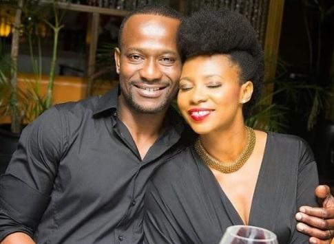 Nollywood Actress Nse Ikpe Etim Shares Naked-Wonder Photo Of UK Lecturer Husband Clifford Sule