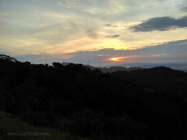 Sunrise Gunung Bantal Nglanggeran