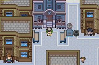 Pokemon Last King para GBA Gimnasio Pokemon