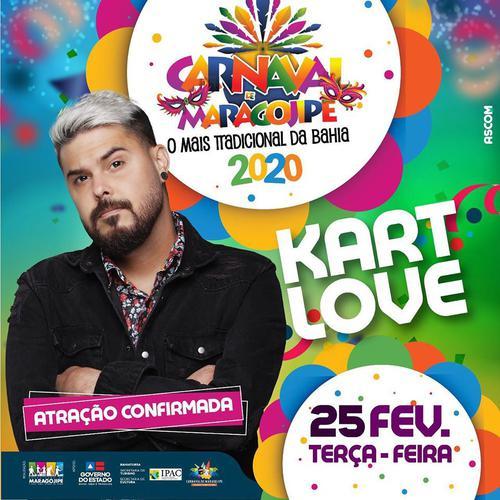 Kart Love - Carnaval de Maragogipe - BA - Fevereiro - 2020