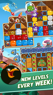 Angry Birds Blast Mod APK.3