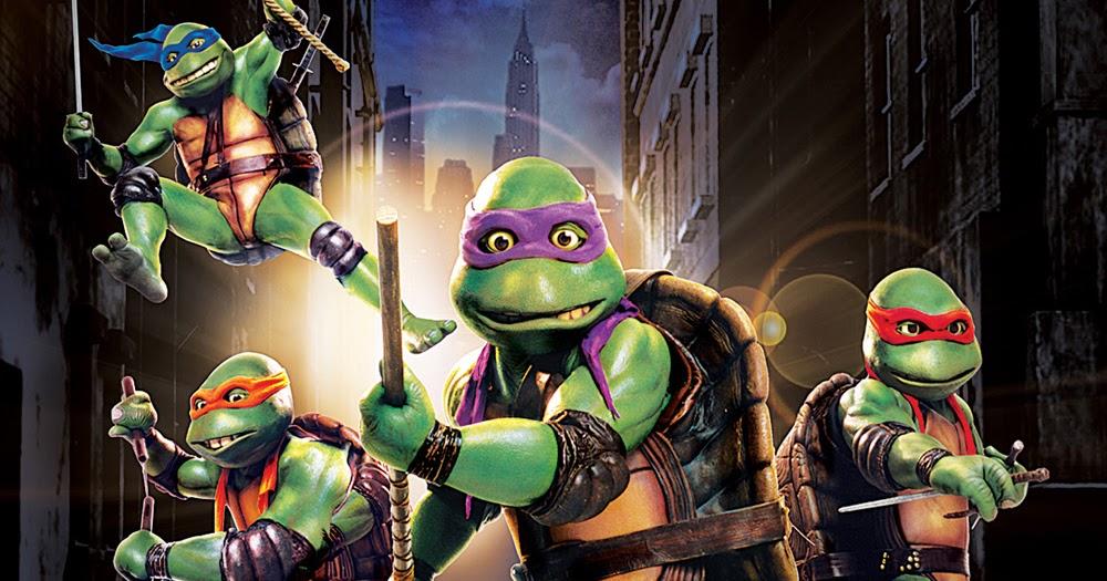 Teenage mutant ninja turtles album