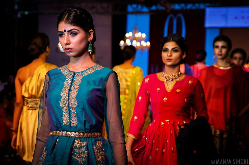 Jaipur couture show