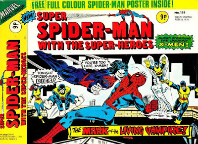 Super-Spider-Man with the Super-Heroes #158