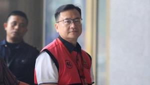 Dijatuhi Hukuman Seumur Hidup Benny Tjokrosaputro Diwajibkan Ganti Kerugian Negara