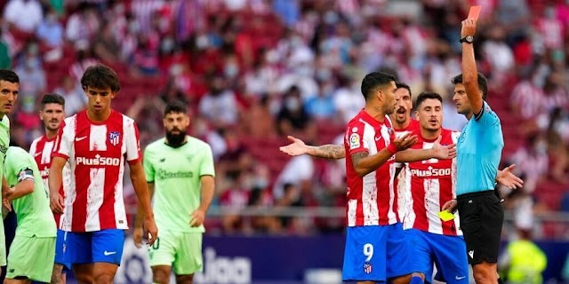 Atletico Madrid Held To A Goaless Draw By Athletic Bilbao
