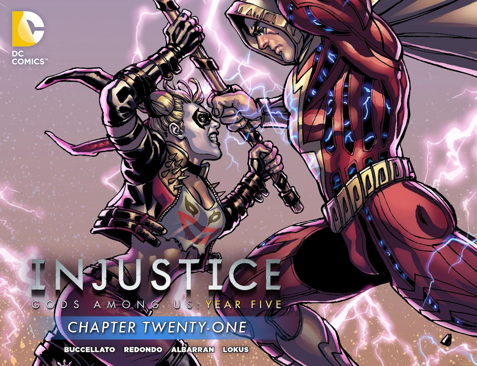 Weird Science DC Comics: Injustice: Gods Among Us: Year Five