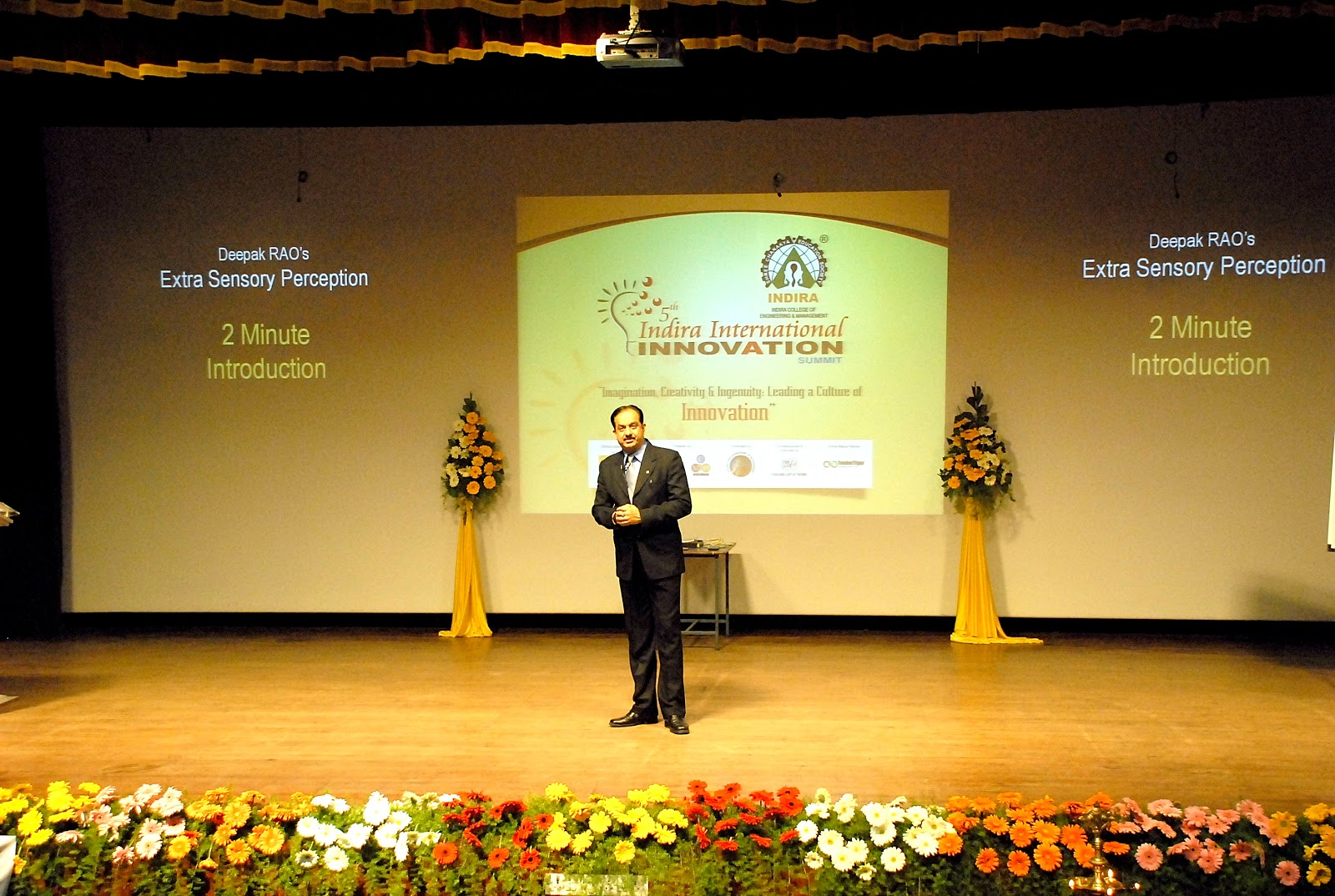 *The 5th Indira International Innovation Summit* | Indira Blog