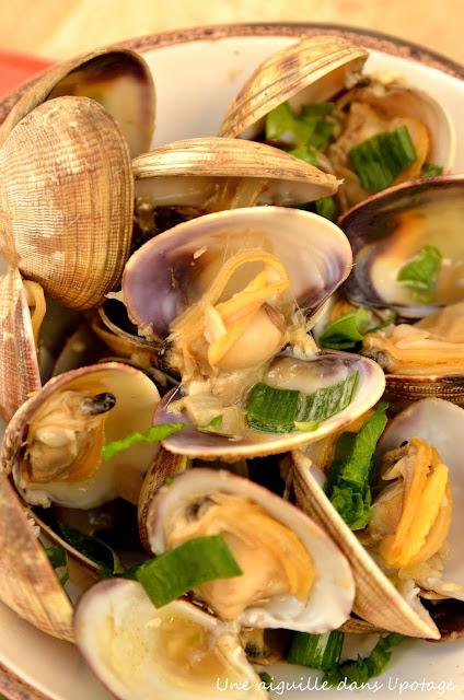 fruits de mer à la chinoise