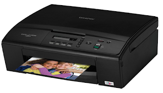 Brother DCP-J140W Driver Download