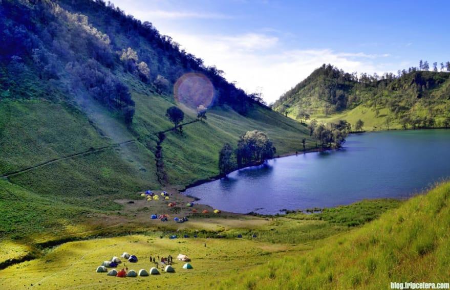 Danau Ranu Kumbolo – Jawa Timur