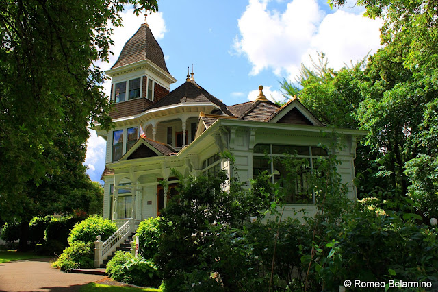Historic Deepwood Estate, Salem, Oregon