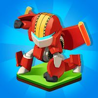 Merge Robots – Click & Idle Tycoon Games Mod Apk