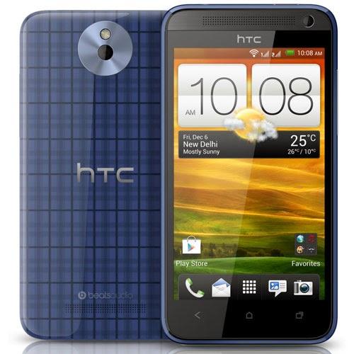 HTC Desire 501 dual sim pictures
