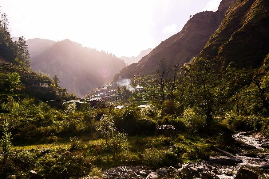 illages of Himachal Pradesh