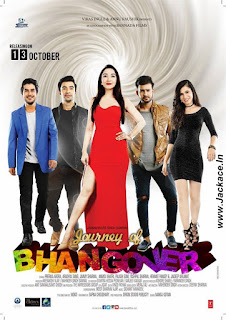 Bhangover First Look Poster