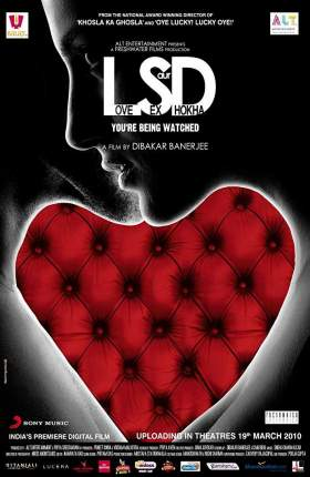 LSD: Love, Sex Aur Dhokha 2010 Hindi 850MB WEB-DL 720p
