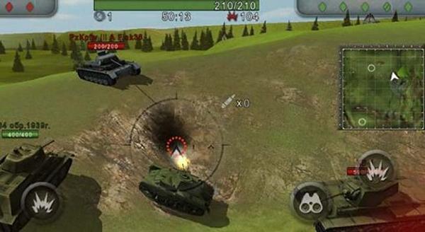 Tank Online