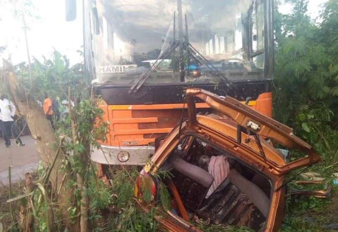 More than 50 passengers reported dead in Tamale-Kintampo accident Friday dawn