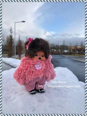 kiki monchhichi neige le havre normandie