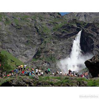 cascate del Serio