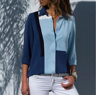 Bluza pentru femei de pe Aliexpress