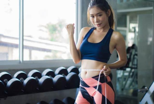 tips diet sukses dengan kekuatan pikiran