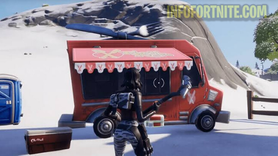 Fortnite Remedy vs Toxin Trucks