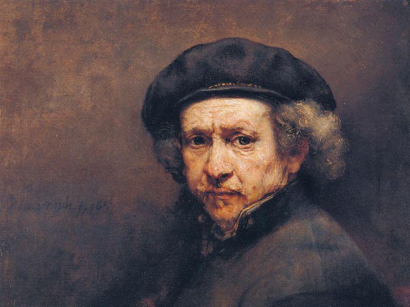 Obra Completa de Rembrandt Para Download Gratuito