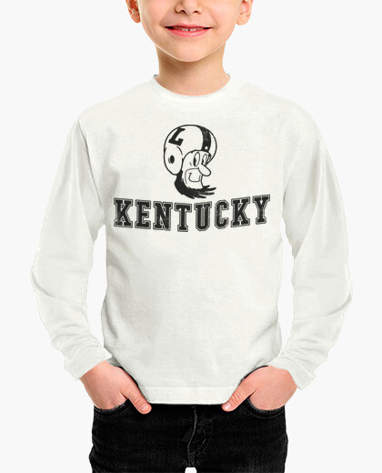 Camisetas Niño - KENTUCKY (negro)