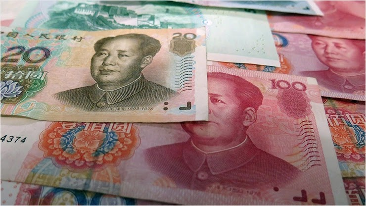 Страны Азии должны Китаю 385 млрд долларов США