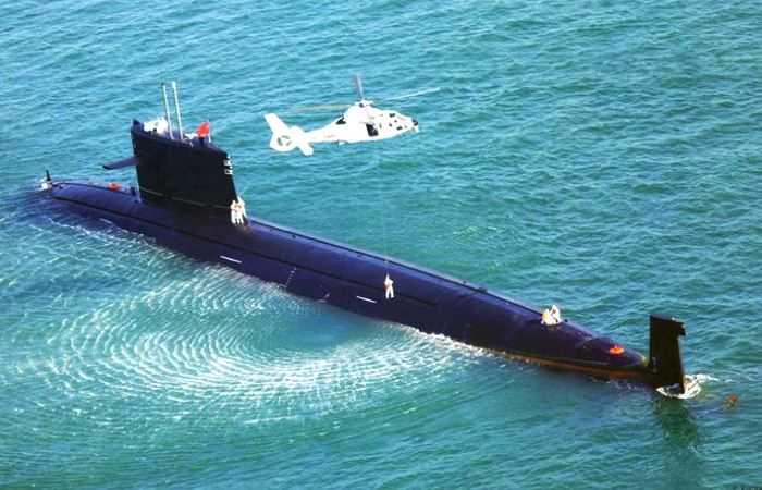 Kapal selam kelas Type 093 Shang