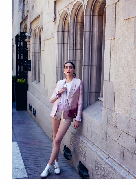 blazer de moda mujer 2019