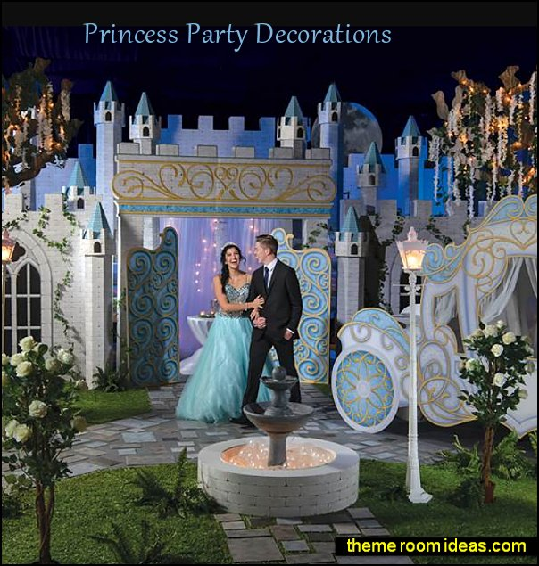 princess Fairytale Theme party props princess Fairytale Theme party decorating