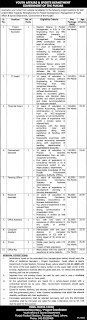 Youth Affairs and Sports Development Department Jobs 2020 - Latest October - 2020 Jobs in Youth Affairs Department