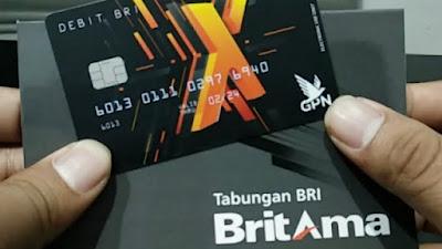 Jenis Kartu ATM BRI