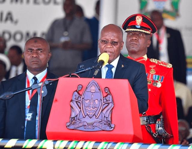 President John Pombe Magufuli photo