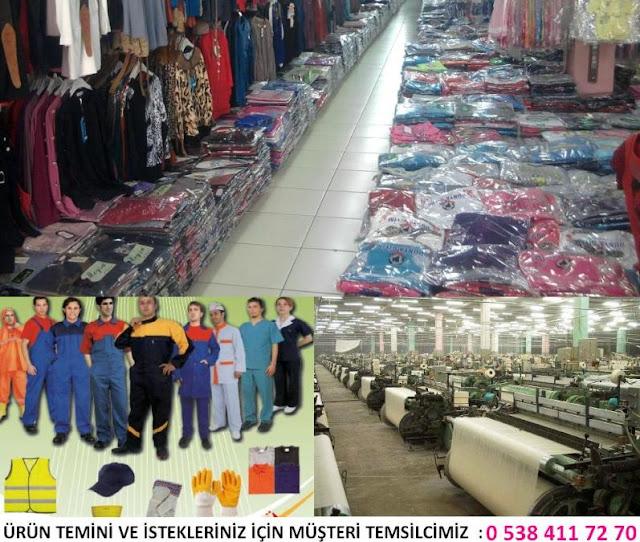 bursa vişne caddesindeki tekstil firmaları