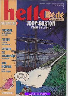 Hello-Bébé, numéro 18, 1991, Jody Barton