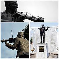 patung bersejarah surabaya