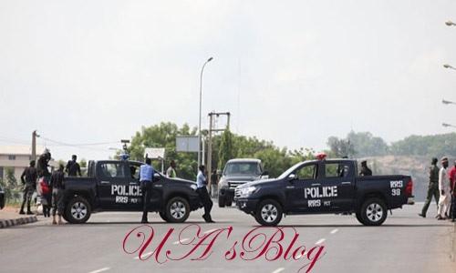 Police Take Over Saraki's Ancestral Home