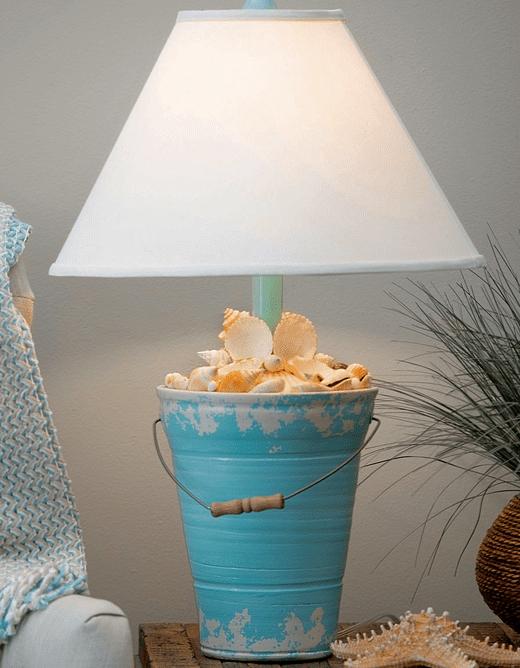 Novelty Beach Table Lamps