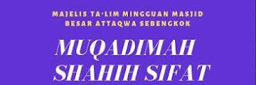 Jadwal Majelis Taklim Mingguan di Masjid Besar Attaqwa Sebengkok Tarakan