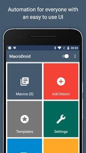 MacroDroid Pro v4.9.0 build 9074 [Mod] APK