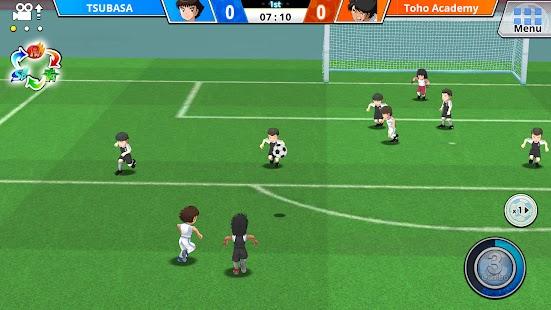 Captain Tsubasa ZERO Miracle Shot Screenshot