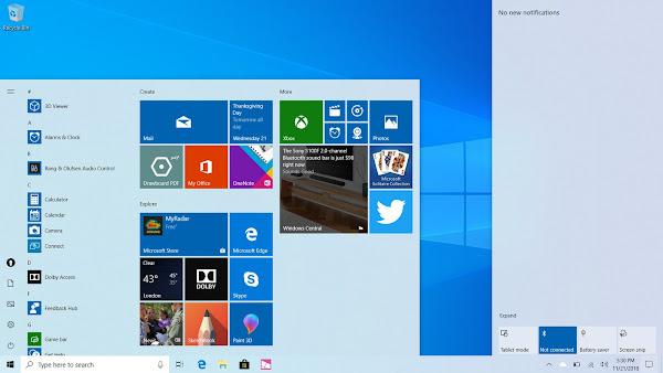 A new light mode for Windows